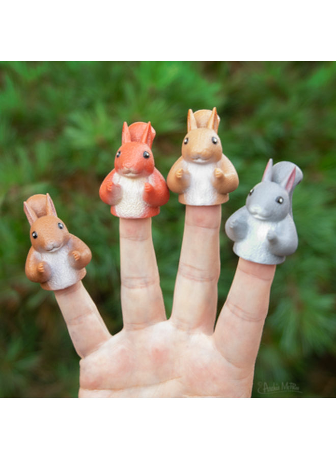 Finger Squirrel