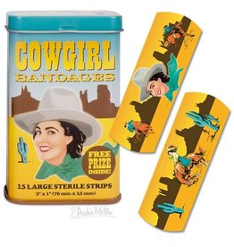Accoutrements Cowgirl Bandages