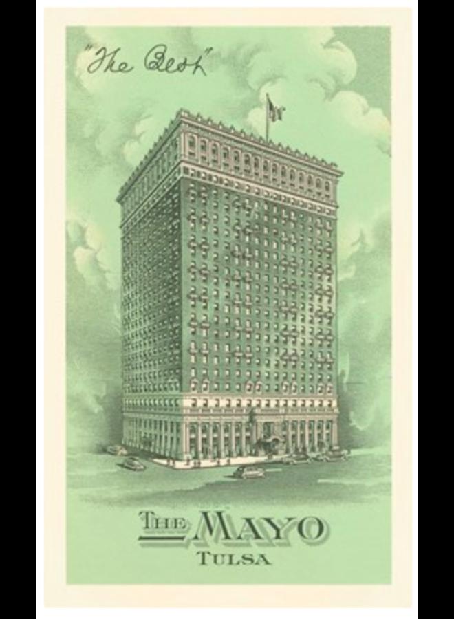 The Mayo Hotel Postcard