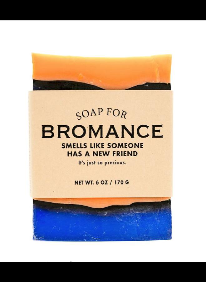Bromance Soap