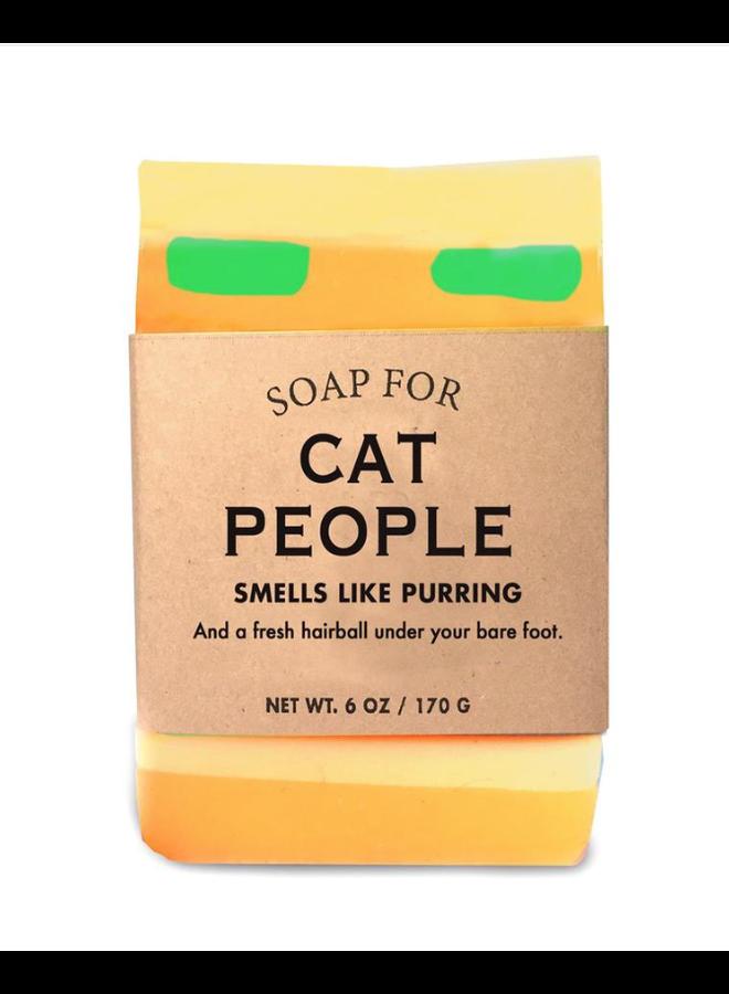 Cat People Soap