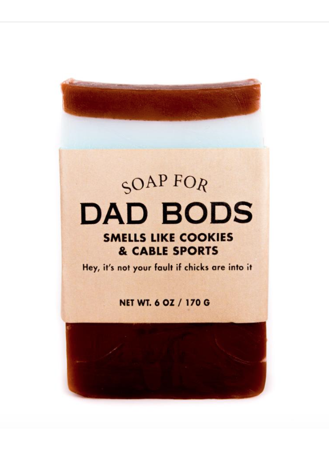 Dad Bods - Soap