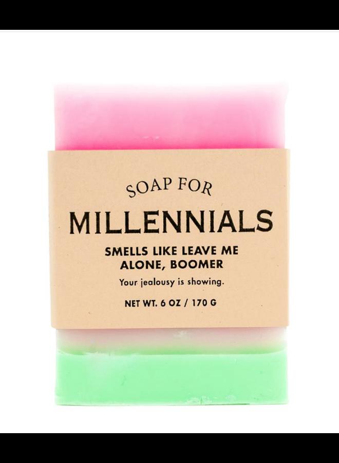 Millenials Soap