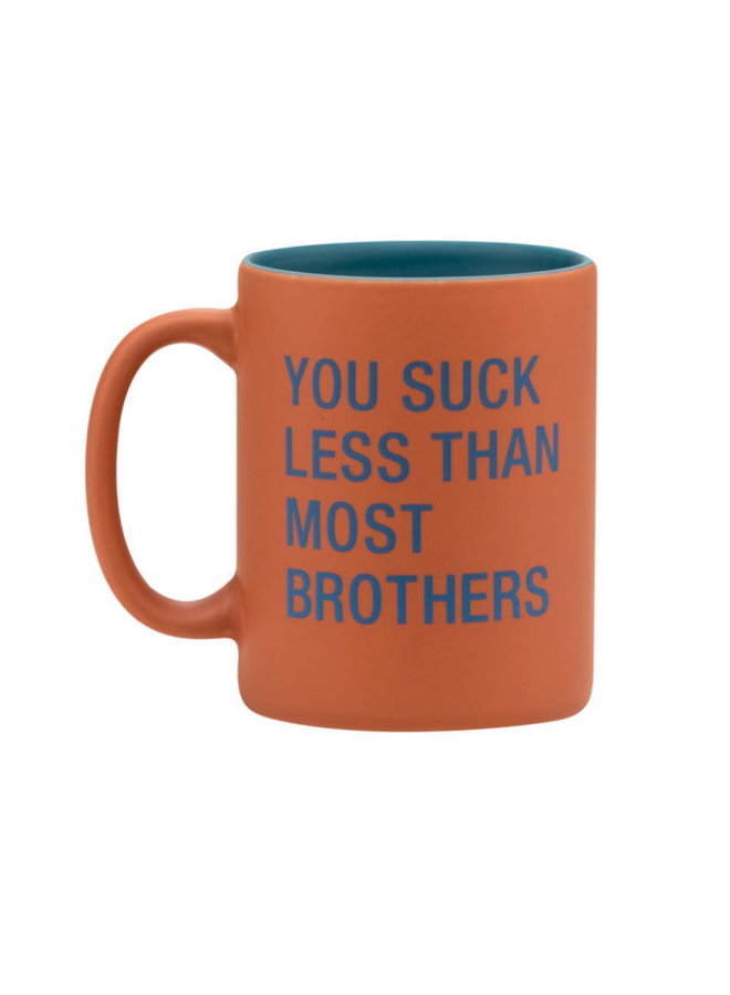 Most Brothers Mug