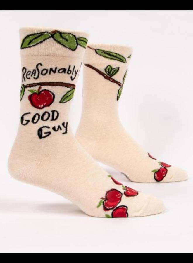 Reasonably Good Guy Men's Socks