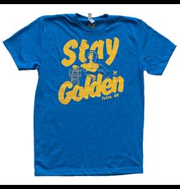 Mythic Press Stay Golden Tulsa Tshirt