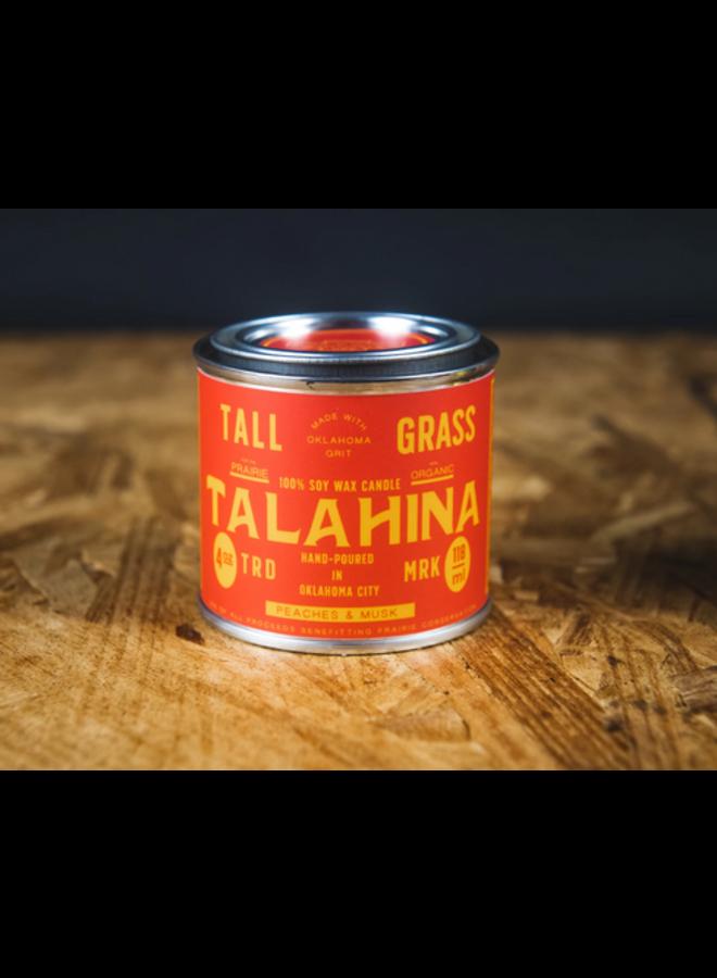 Talahina 4 oz Soy Wax Candle