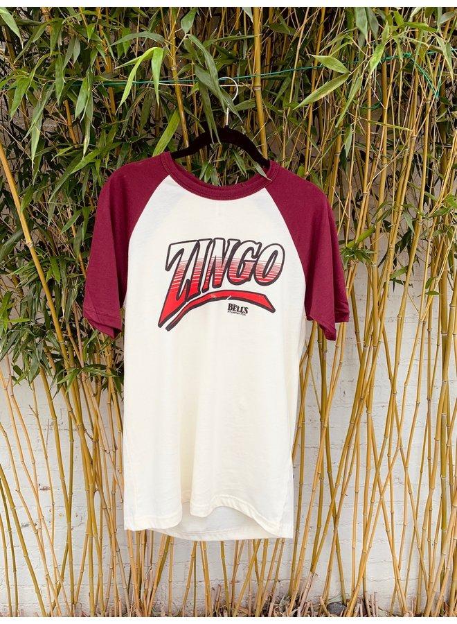 Zingo Raglan Tshirt