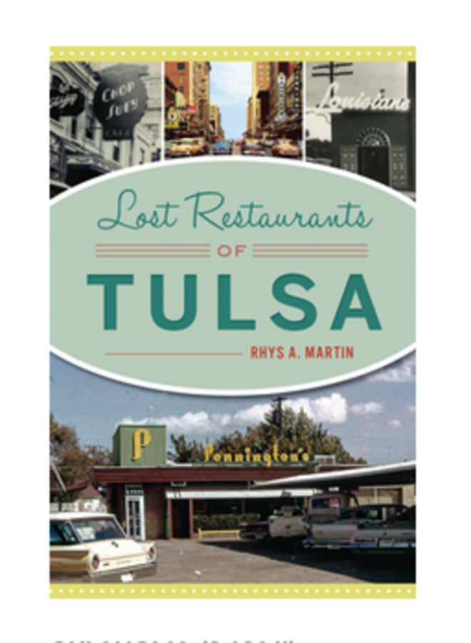 Lost Restaurants Of Tulsa