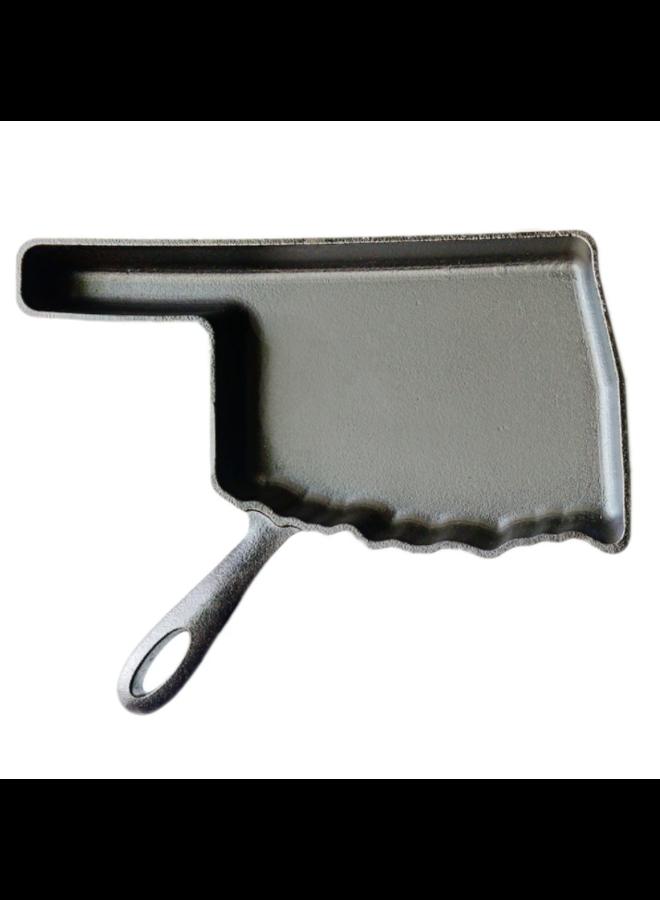 Oklahoma Cast Iron Skillet