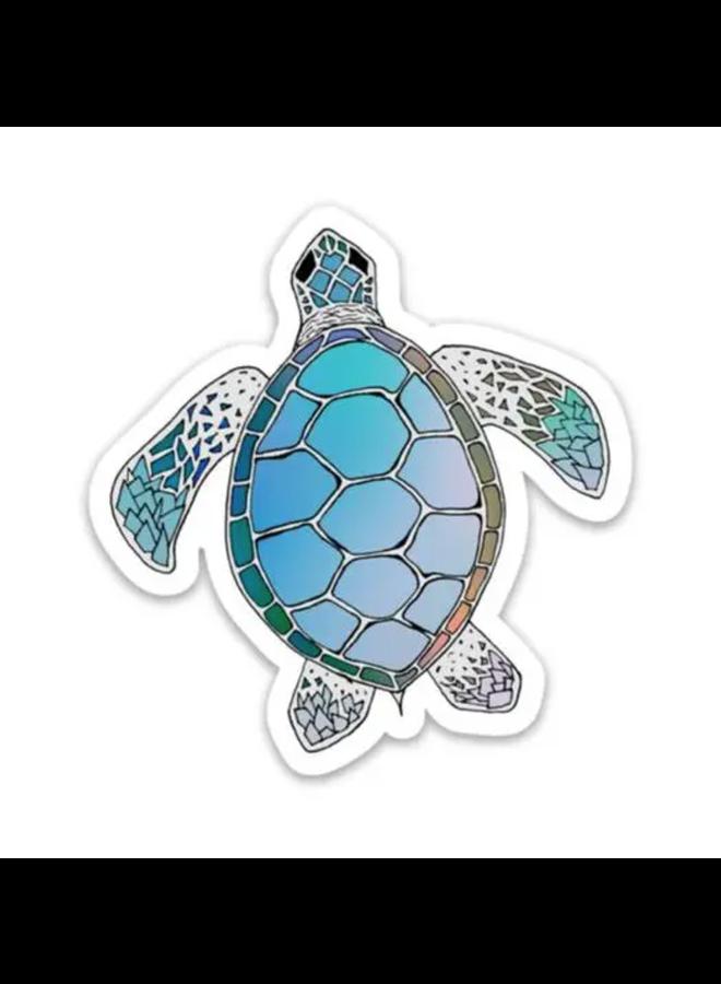 Sea Turtle Ocean Sticker