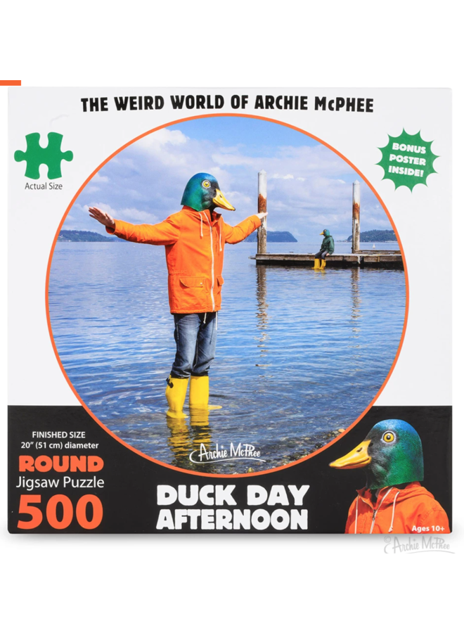 Duck Day Afternoon Puzzle