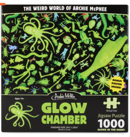 Archee McPhee Glow Chamber Puzzle
