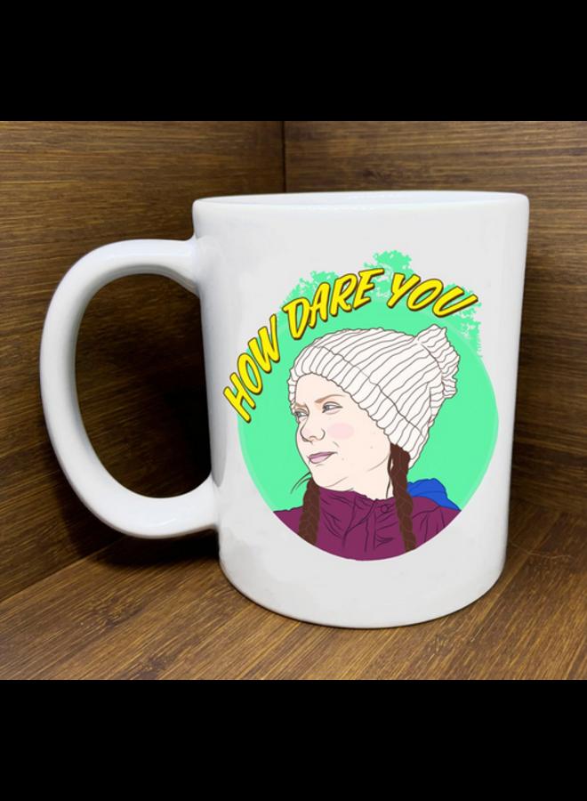Greta Thunberg Mug
