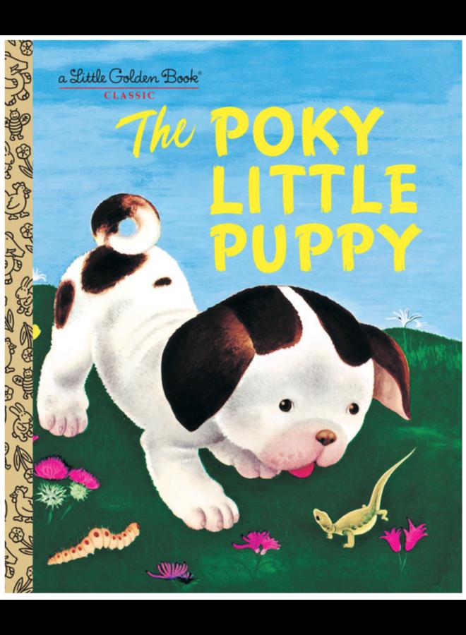 The Poky Little Puppy - A Little Golden Book
