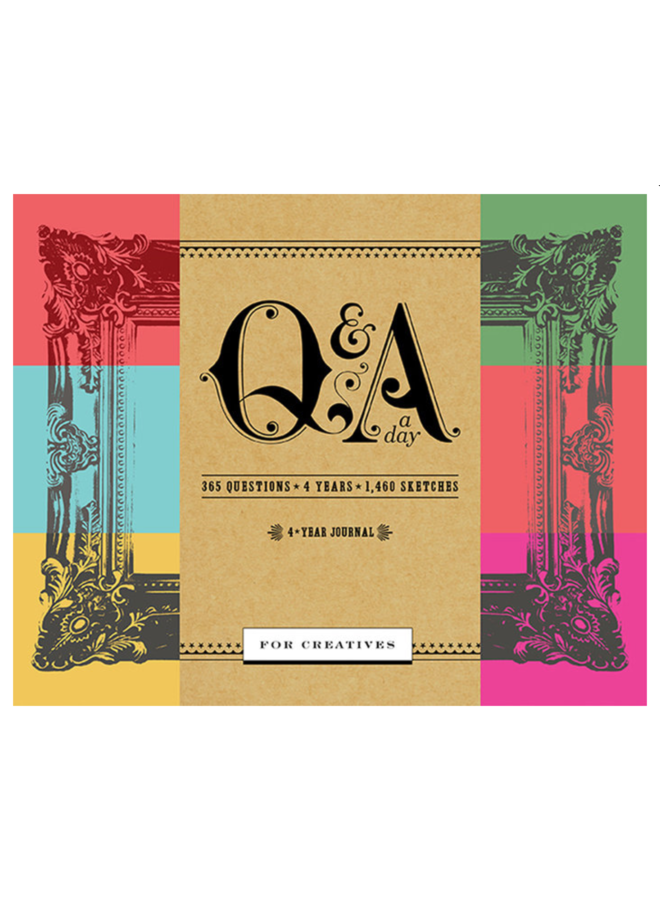 Q and A A Day for Creatives