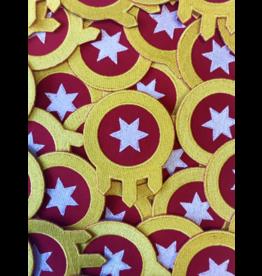 Mythic Press Tulsa Emblem Patch