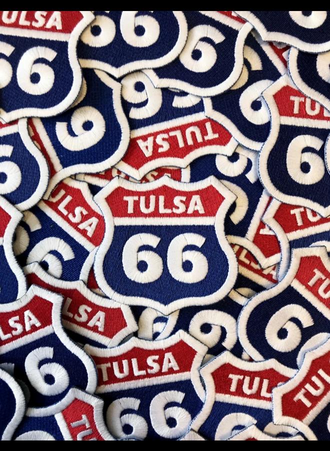 Tulsa 66 Patch