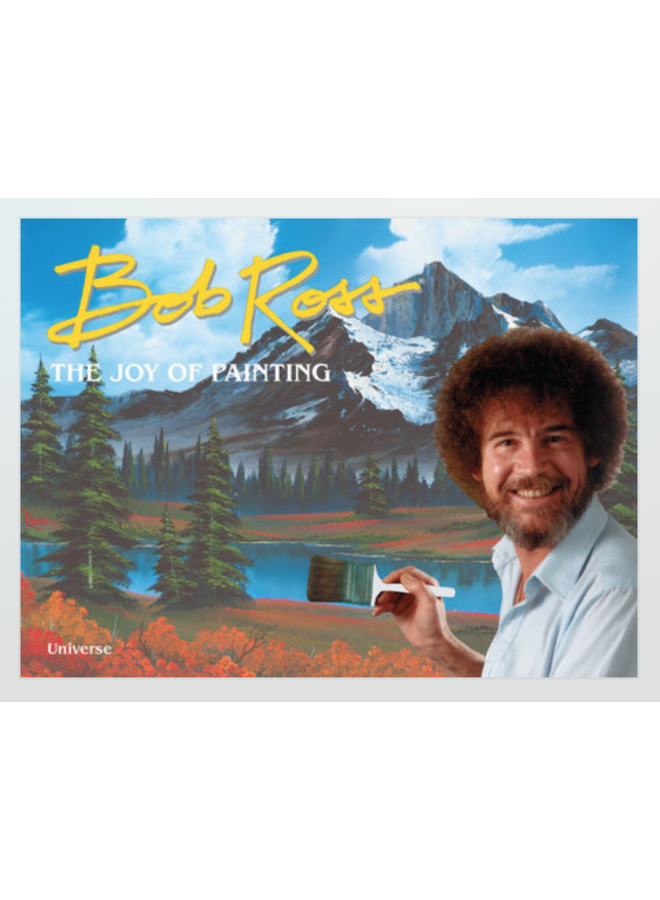 Bob Ross: The Joy of Painting Hardcover