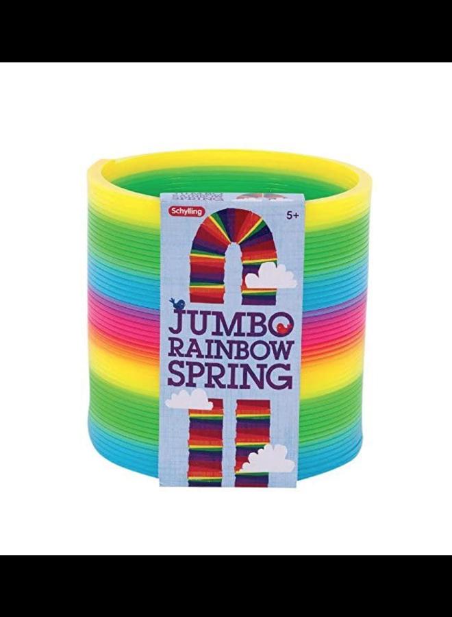 Jumbo Rainbow Slinky