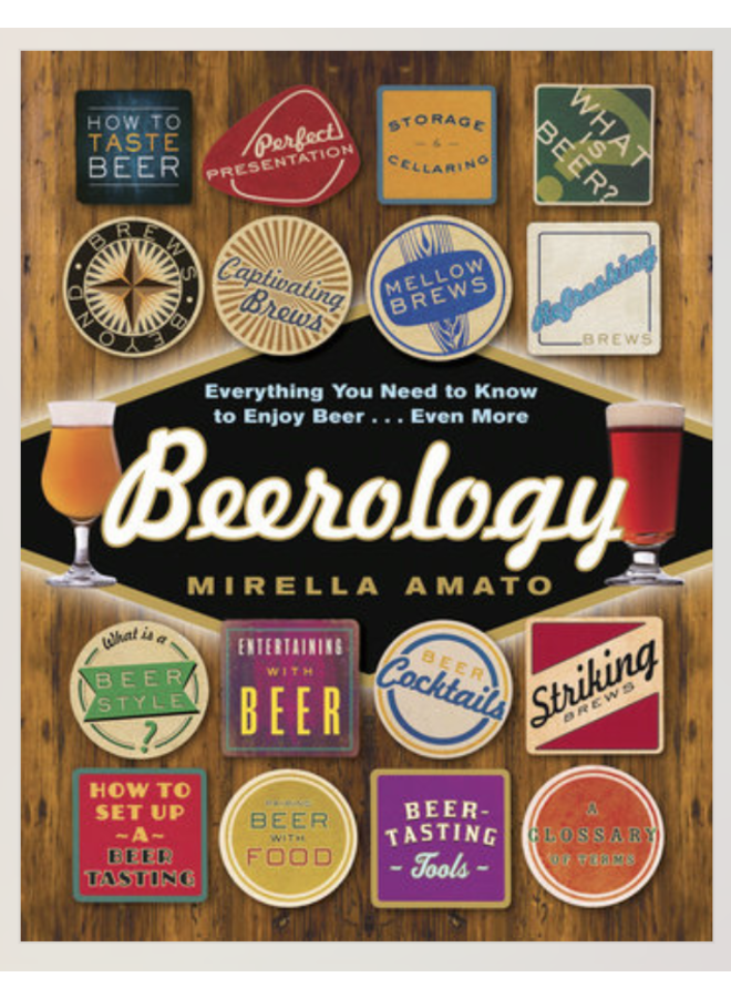 Beerology Book