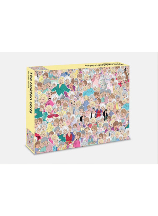 Golden Girls Jigsaw Puzzle