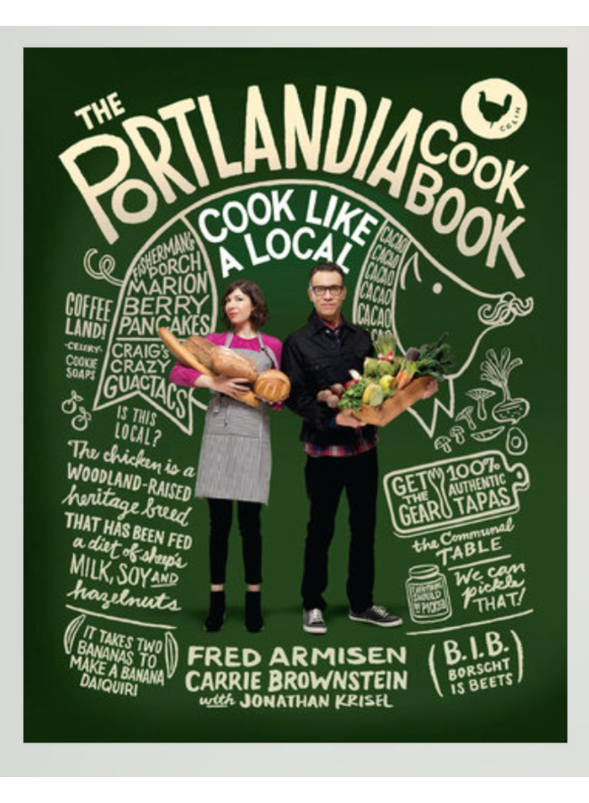 Portlandia Cookbook