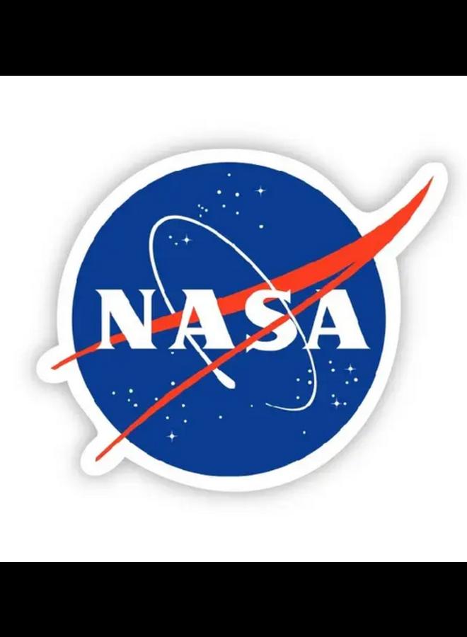 NASA Logo Sticker