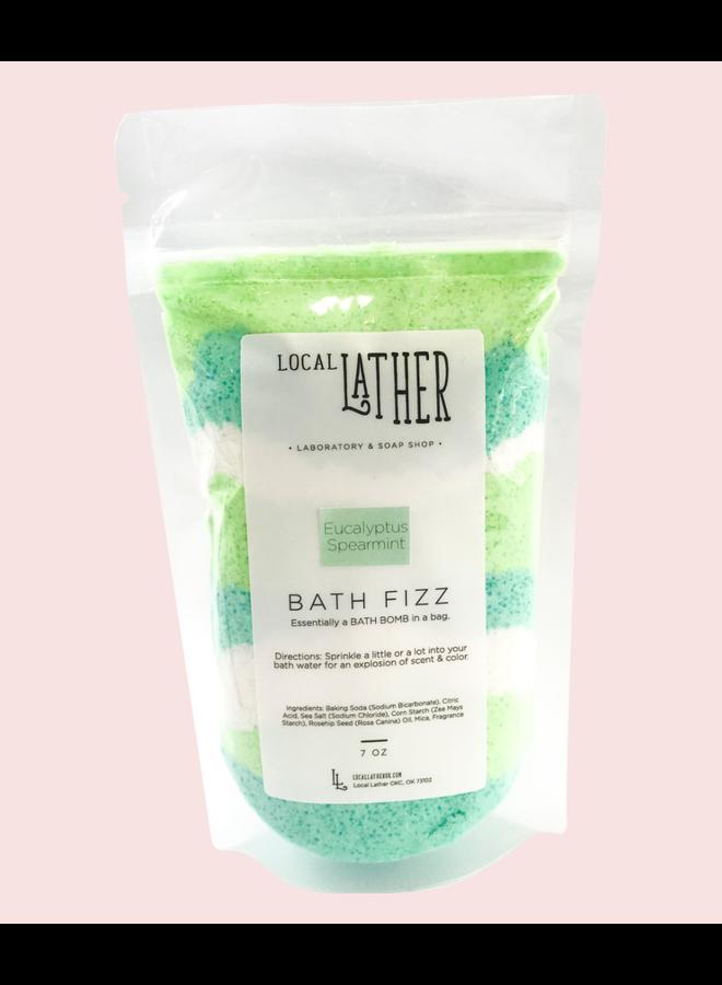 Eucalyptus Spearmint Bath Fizz
