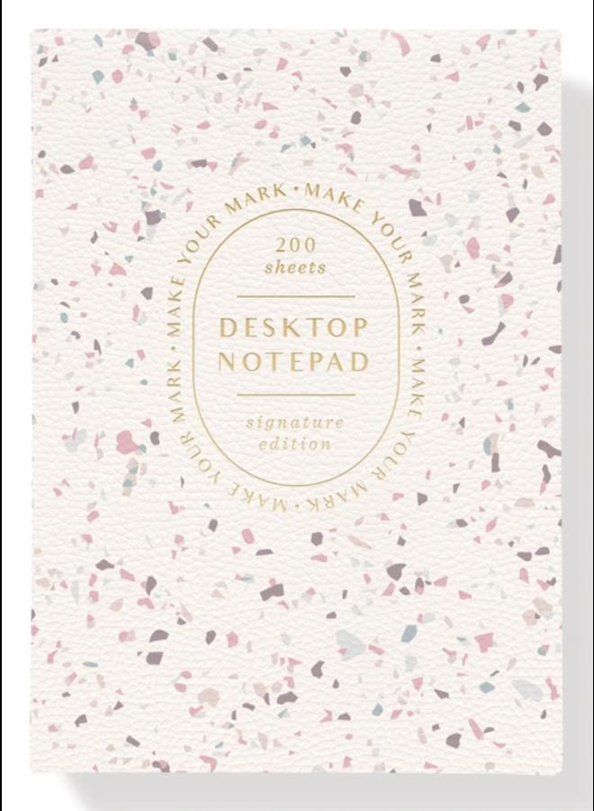 Terrazo Desktop Notepad