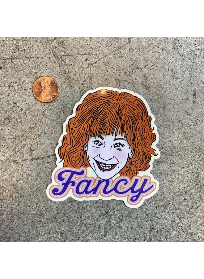 Reba Fancy Sticker
