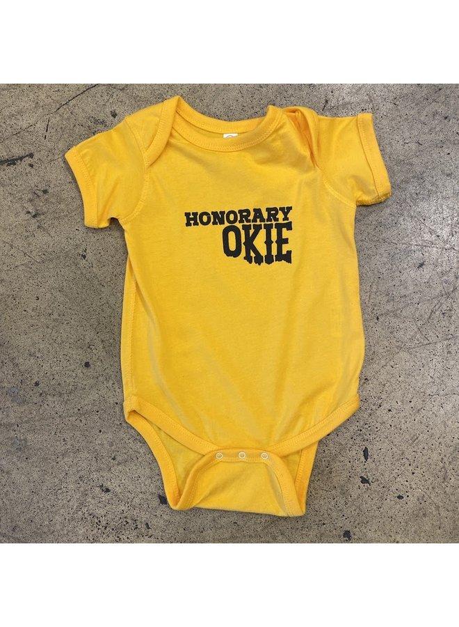 Honorary Okie Onesie