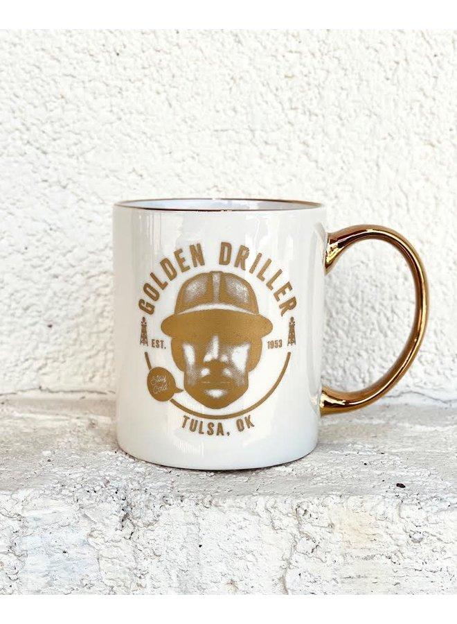 Stay Gold Driller Mug