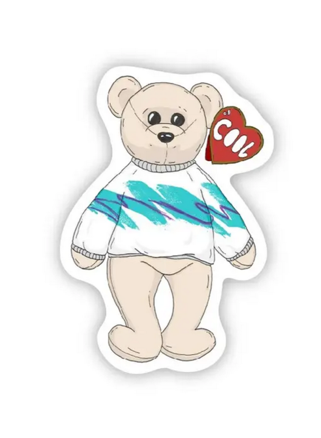 Cool 90s Sticker