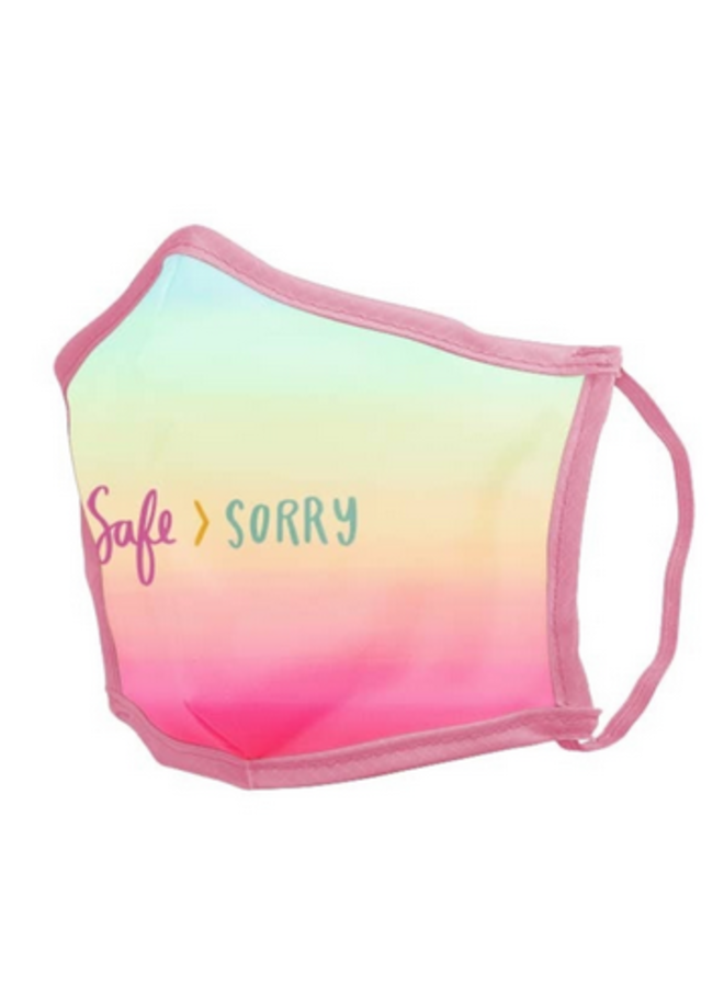 Face Mask Safe Sorry