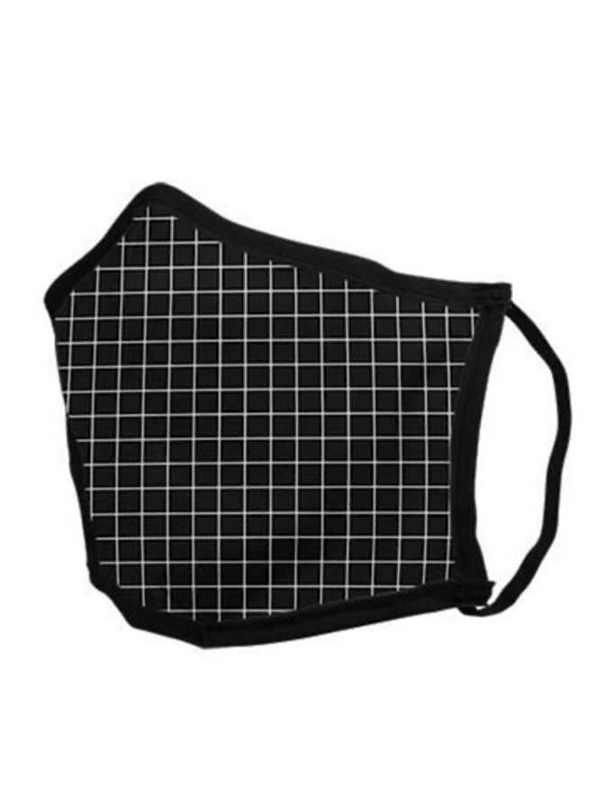 Face Mask Very Official (Black)