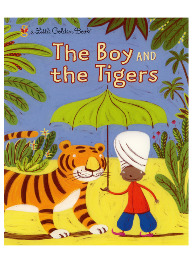 Boy And The Tigers