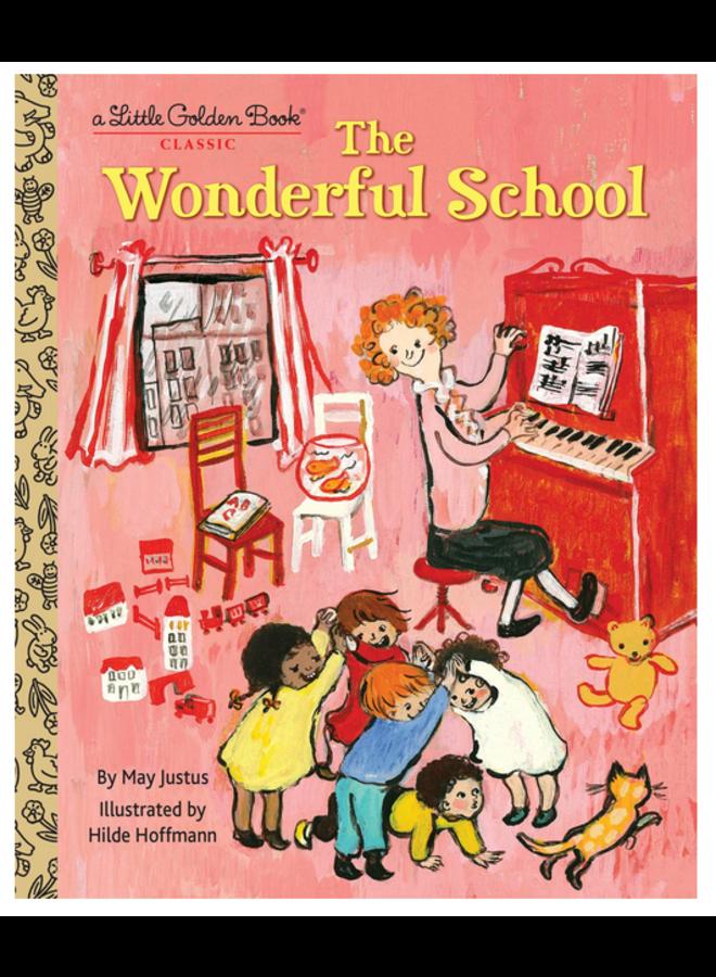 Wonderful School Book