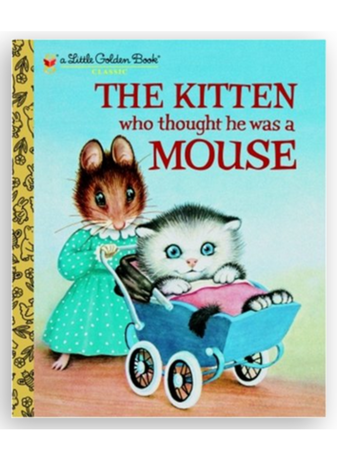 Kitten Who Thought He Was A Mouse