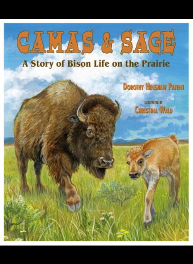 Bison Life Camas & Sage Book