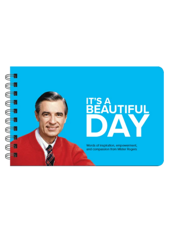 Mister Rogers Quote Book - Beautiful Day