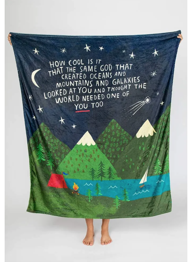How Cool Is It Tapestry Blanket