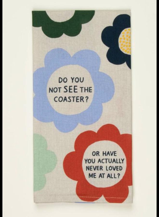 The Coaster Dish Towel