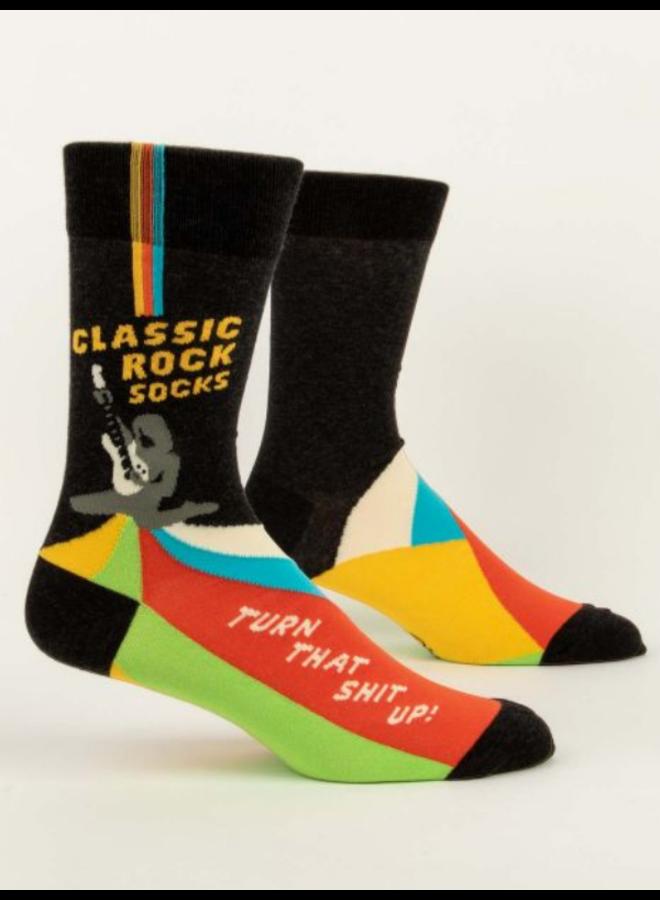 Classic Rock Socks Men's Socks