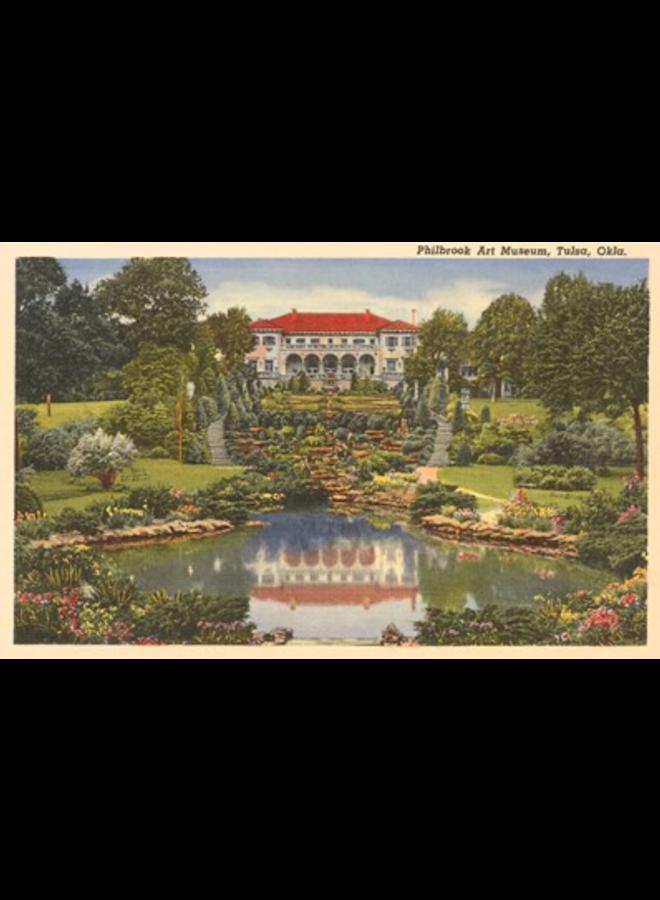 Philbrook Art Museum Postcard