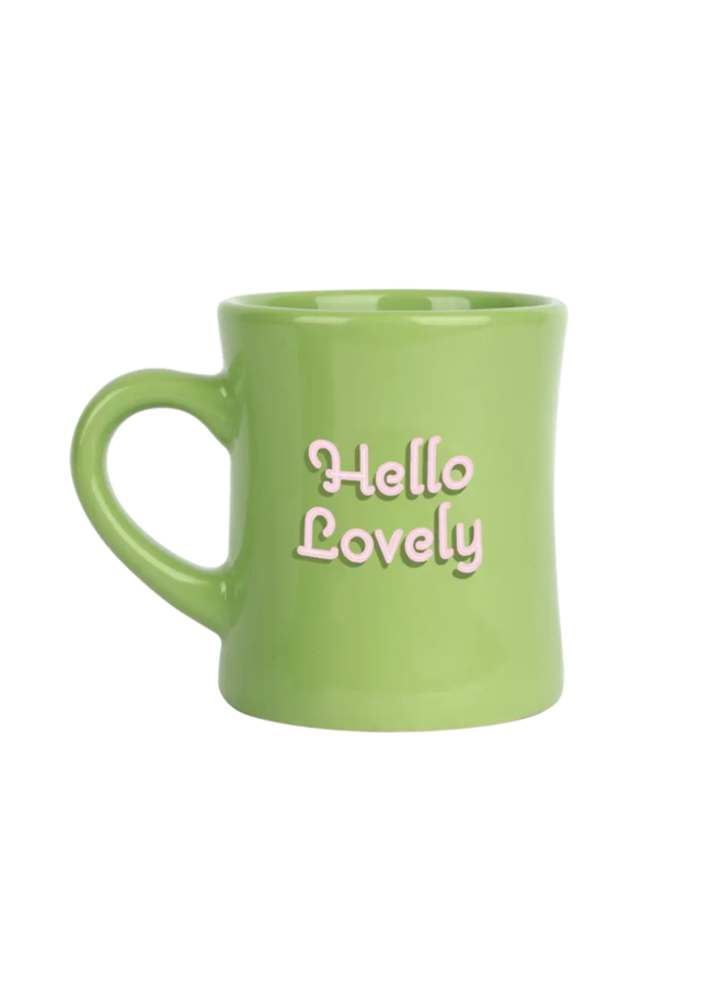 Avocado (Hello Lovely) Mug