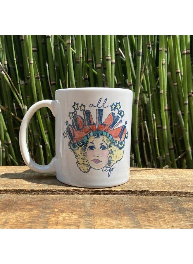 All Dolly'd Up Mug
