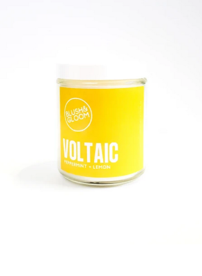 Voltaic Candle