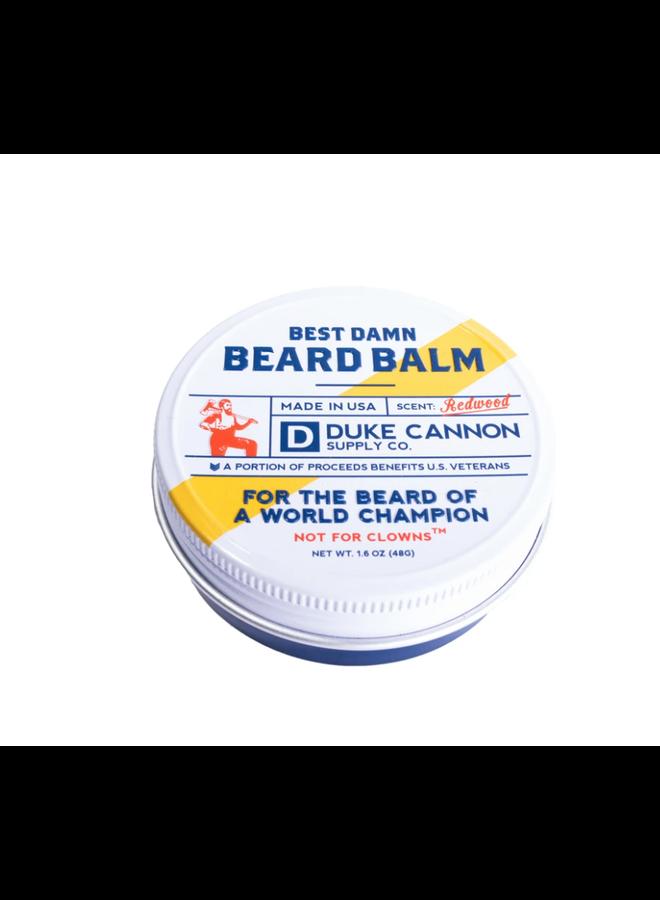 Best Damn Beard Balm