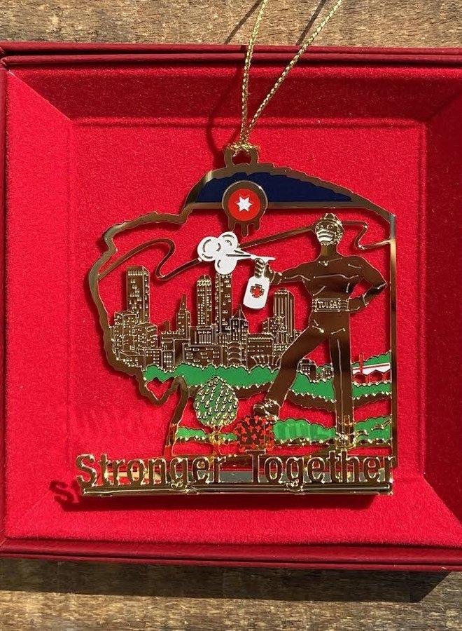 2020 Covid in Tulsa Ornament